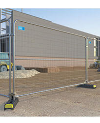 Instant Mobile Fence 2 m with extra tube