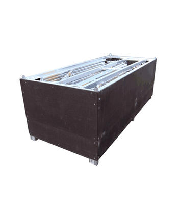 Roof Safety System Transportation Box 6